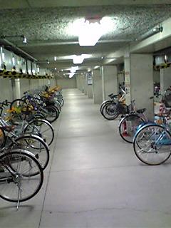 自転車で御影クラッセ