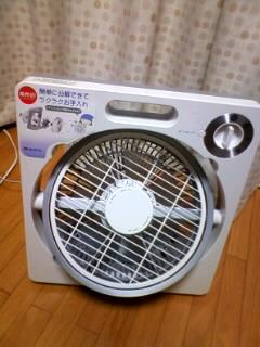 お手入れ簡単 扇風機