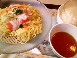 涼風麺@ミスド