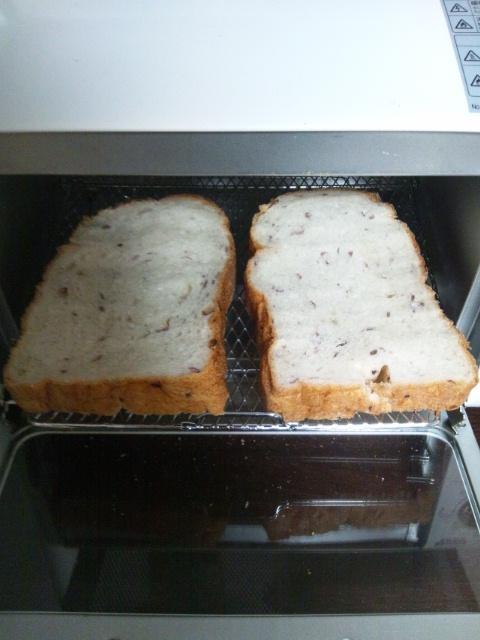 甘納豆入り食パン