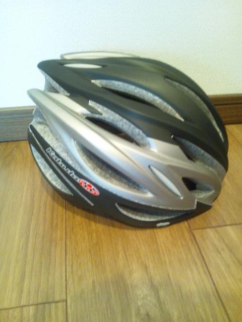 New ヘルメット