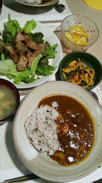 麻婆豆腐とか