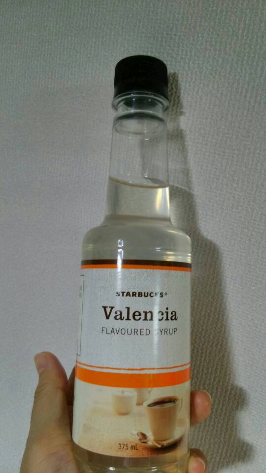 バレンシアシロップ