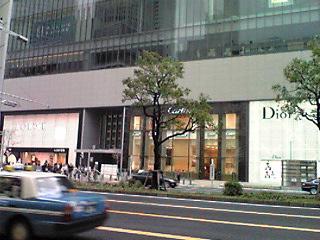 名古屋駅前は激しく変化中!